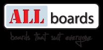 Allboards logo