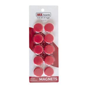 magnet punane